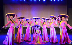 traditional dances performed by professional dancers